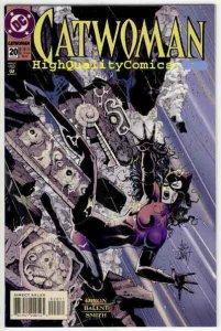 CATWOMAN #20, NM+, Jim Balent, Femme Fatale,Dixon,1993,  more CW in store