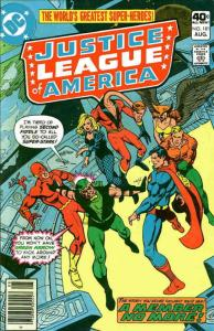 Justice League of America #181 VF; DC | save on shipping - details inside