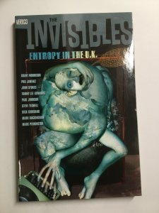 Invisibles Entropy In The U.K. Tpb Softcover Sc Near Mint Nm Vertigo