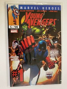 Young Avengers #1 6.0 FN (2005)
