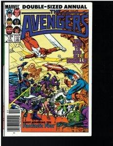 Avengers #14 Annual (Marvel, 1984)