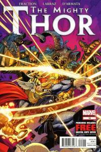 Mighty Thor (2011 series) #15, NM + (Stock photo)