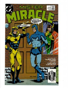 Mister Miracle #7 (1989) SR8
