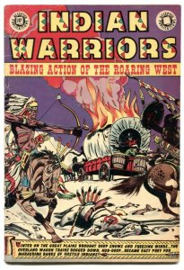 Indian Warriors #11 -Accepted-L.B. Cole-White Rider-Superhorse- FN-