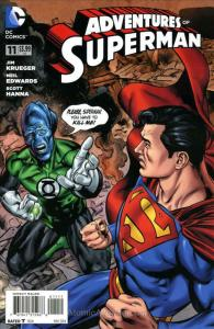 Adventures of Superman (2nd Series) #11 VF; DC | save on shipping - details insi