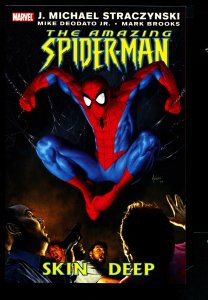 Amazing Spider-Man: Skin Deep-J. Michael Straczynski-TPB-trade