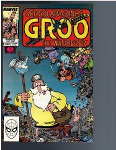 Sergio Aragone's Groo the Wanderer #65 (1990)