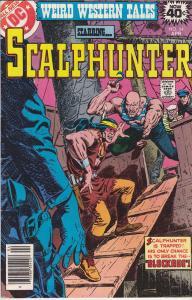 Weird Western Tales #54