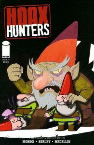 Hoax Hunters #8 FN; Image | save on shipping - details inside
