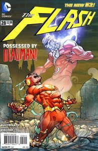 Flash, The (4th Series) #28 VF/NM; DC | save on shipping - details inside