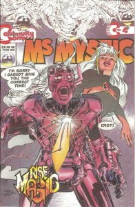 MS MYSTIC #4, NM, Continuity, Femme Fatale, Neal Adams, 1994, more in store