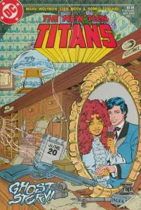 New Teen Titans, The (2nd Series) #12 VF/NM; DC | save on shipping - details ins