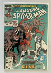 Amazing Spider-Man #344 1st appearance Cletus Kasady aka Carnage 8.0 VF (1991)
