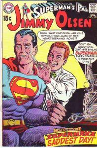 Superman's Pal Jimmy Olsen #125 (Dec-69) VF+ High-Grade Jimmy Olsen