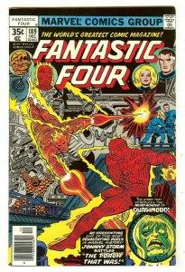 Fantastic Four 189