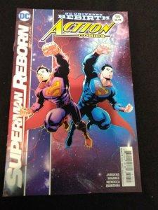 Action Comics #976 DC Universe Rebirth Superman Reborn Part Four Cover A