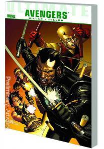 Ultimate Avengers TPB #3 VF/NM; Marvel | save on shipping - details inside