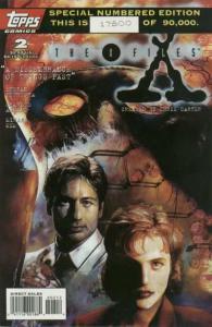 X-Files (1995 series) #2, NM (Stock photo)