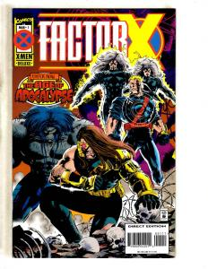 9 Marvel Comics Factor X # 1 (2) 3 4 + Sabretooth # 1 2 3 4 + # 1 Red Zone DB7