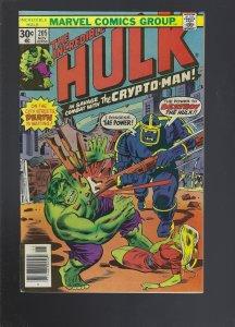 The Incredible Hulk #205 (1976)