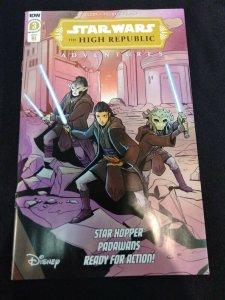 Star Wars: High Republic Adventures #3 1:10 YAEL VARIANT COVER