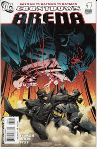 Countdown Arena 1-4 + #2 Variant Green Lantern Superman Batman Wonder Woman NM+