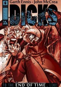 Dicks: End of Time #6 VF/NM; Avatar | save on shipping - details inside