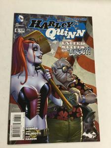 Harley Quinn 6 Nm Near Mint DC Comics New 52
