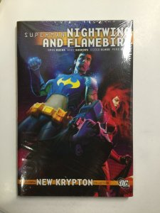Superman Nightwing And Flamebird Volume 1 One Tpb Hardcover Near Mint Dc Comics