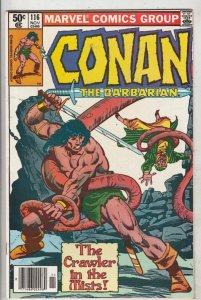 Conan the Barbarian #116 (Nov-80) NM- High-Grade Conan the Barbarian