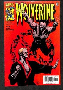 Wolverine #161 (2001)