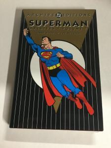 Archive Editions Superman Volume 7 Nm Near Mint DC Comics HC TPB