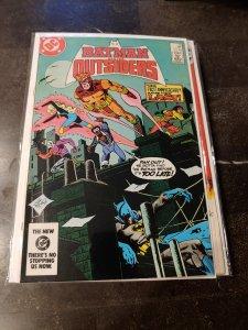 Batman and the Outsiders (AU) #15