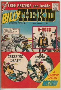 Billy the Kid #20 (Jan-60) FN/VF+ High-Grade Billy the Kid