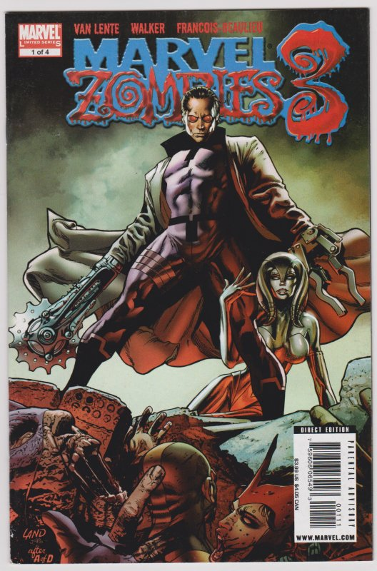 Marvel Zombies #1 (VF-NM)