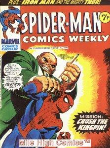 SPIDER-MAN WEEKLY  (#229-230) (UK MAG) (1973 Series) #79 Fine