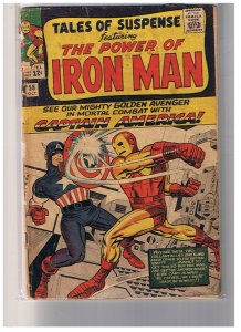 Tales Of Suspense #58 Fair / Tales To Astonish # 93Fair/Good
