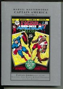 Marvel Masterworks Captain America-Vol 6-Stan Lee-2012-HC-VG/FN