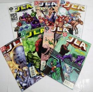 JLA Comic Lot of (7)