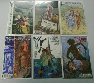 Y The Last Man lot 11 different from #9-58 8.5 VF+ (2003-07 Vertigo)