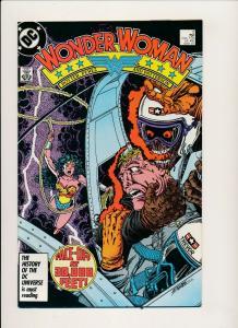 DC Comics WONDER WOMAN #2 (2nd Series) 1987 ~ VF (PF517)