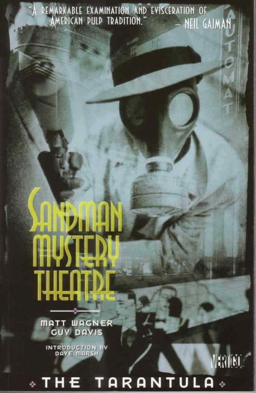 Sandman Mystery Theatre TPB #1 (4th) VF/NM; DC/Vertigo   save on shipping - deta