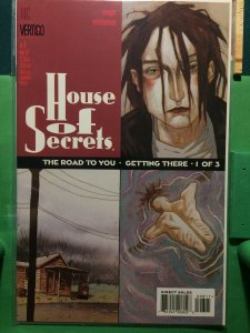 House of Secrets #8