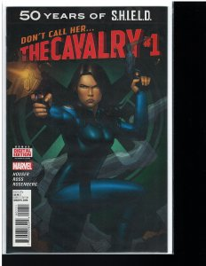 Cavalry, The: S.H.I.E.L.D. 50Th Anniversary #1 (Marvel, 2015)