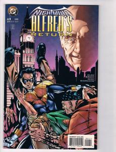 Nightwing Alfred's Return # 1 DC Comic Books Awesome Issue Modern Age WOW!!! S48