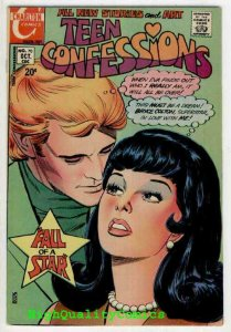 TEEN CONFESSIONS #70 & #72, Love, Imported Kisses, 1972, Dey