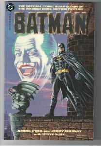 BATMAN  MOVIE ADAPTATION 1989 9.8 MICHAEL KEATON as  BATMAN IN NEW FLASH MOVIE!!