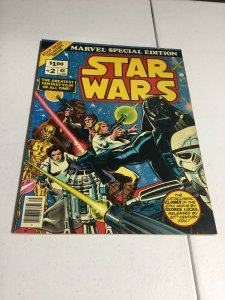 Star Wars Marvel Special Edition 2 Vf Very Fine Treasury Marvel