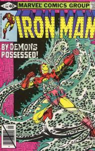 Iron Man (1st Series) #130 FN; Marvel | save on shipping - details inside