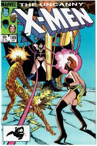 X-Men #189, 9.4 or better